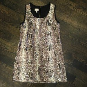 Donna Morgan Sequin Dress